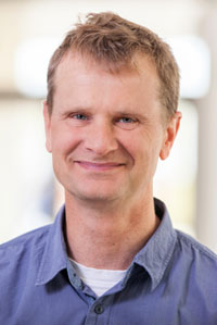 Falk Benker ist Inhaber und Geschäftsführer von Benker Betten